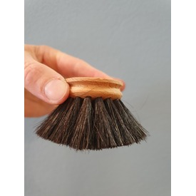 Geschirrbürstenkopf / Dish brush head | für Holzstiel mit Metallbügel / for wooden handle with metal clip | Artikelnummer: R855