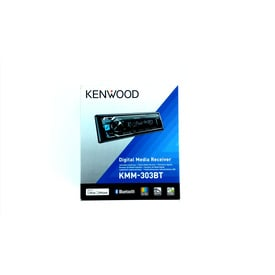 Radio | Original Kenwood | Artikelnummer: KMM-303BT