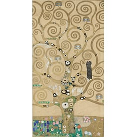 GUSTAV KLIMT Tree of Life | Stoclet Frieze | Artikelnummer: POD-MAL-226-4-A4E