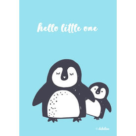 Postkarte: Hello little one |  | Artikelnummer: 0788400037337