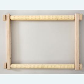 Borduurraam met clips 30x40 cm  |  | Artikelnummer: nra-25399