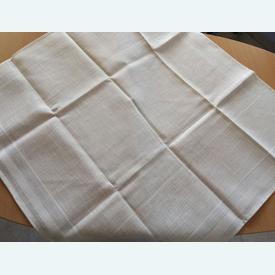 Theenap neutraal2 - wolwit | zonder draad - zonder patroon | Artikelnummer: nra-16596