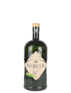 Needle Blackforest Distilled Dry Gin | 3,0 Ltr. | Artikelnummer: 85NER6