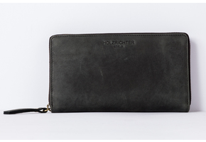 Wallet No 4-2 Anthracite-Black