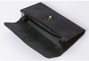 Wallet No 4-1 Anthracite-Black