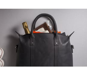 Tote No 10-1 (L) | Anthracite-Black | Artikelnummer: HR-TO-10-1