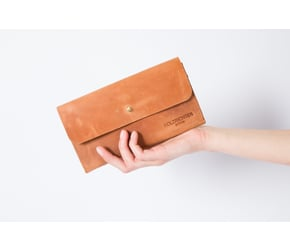 Wallet | Camel-Brown | Artikelnummer: HR-WAL-4-1_c