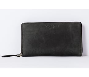 Wallet No 4-2 | Anthracite-Black | Artikelnummer: HR-WAL-4-2_b