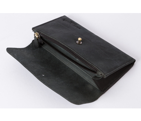Wallet No 4-1 | Anthracite-Black | Artikelnummer: HR-WAL-4-1_b