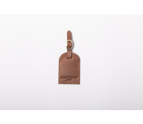 Luggage tag No 1-1 | Camel | Artikelnummer: HR-AT-1-1_c