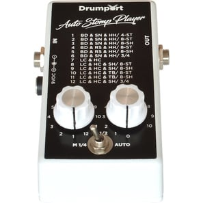 Drumport Auto Stomp Player  |  | Artikelnummer: ASP-02