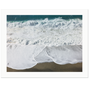 Where the Pacific Ends | Pacific Coast, California, 2014 | Edition Print 24   unlimitiert | Bildnummer: IQ180_141025_001-24
