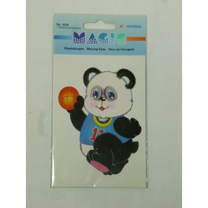Pandabär, Magic Sticker | Magic Sticker | Artikelnummer: LA161E