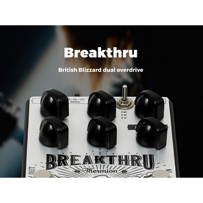 Thermion Breakthru Distortion |  | Artikelnummer: Uprising
