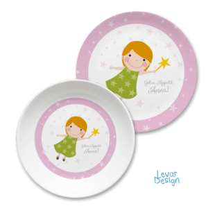 Kindergeschirr Set Fee  |  | Artikelnummer: 121356959