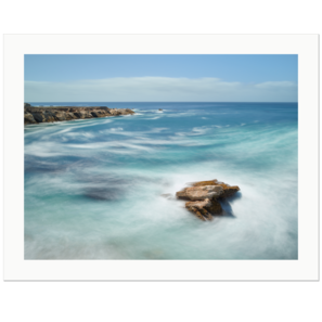 Soft Moving Water | Montana De Oro State Park, California | Edition Print 24   unlimitiert | Bildnummer: IQ180_160904_003-24