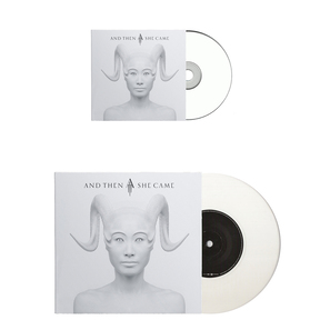 WHITE VINYL INCL. DIGIPAK-ALBUM |  | Code: 200120-1