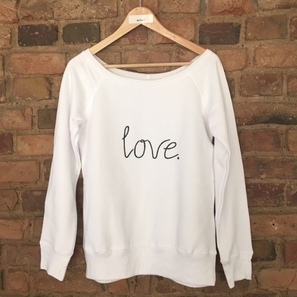 SWEATER | love. | Artikelnummer: SW2B