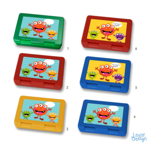 Brotdose, Lunchbox Monster  |  | Artikelnummer: 95140455