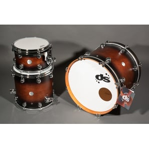 DS Drums Rebel Maple Tobacco Burst WBS | 20/12/14
