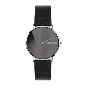O-Time Armbanduhr Black - Ziffernblatt black mirror |  | Artikelnummer: 6906561
