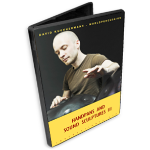 Hand Pans & Sound Sculptures 3 DVD David Kuckhermann |  | Artikelnummer: HP3