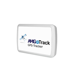 GPS long-term tracker AMGoTrack | without SIM card | Code: 901033-4
