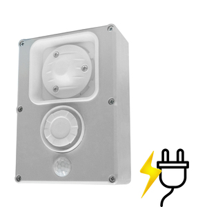 Shock sounder approx. 120 dB and motion detector control |  | Code: 8094