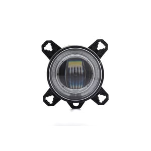 NOLDEN 90mm LED-Fernscheinwerfer MONO 3.Generation SET | NCC 90mm G3 Fern - MONO - SET | Artikelnummer: WoN-NO-90903L-F-1-C-SET