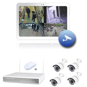 VideoCamTab | HD video surveillance | Code: 8197