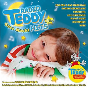 Radio TEDDY-Hits | Gute Nacht Hits Vol. 1 | Artikelnummer: 070