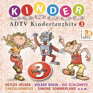 ADTV Kindertanzhits Vol.3 | KINDER | Artikelnummer: 669