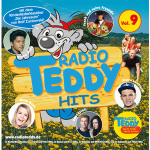 Radio TEDDY-Hits | Vol. 9 | Artikelnummer: 003