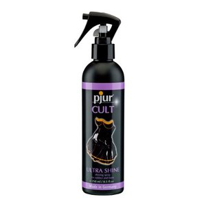 PJUR CULT ULTRA SHINE Spray 250ML leuchtenden Spray für Latex | 250 ml. | Artikelnummer: 1000440