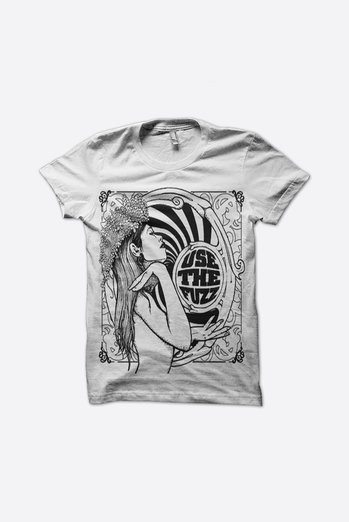 Use the Fuzz, T-Shirt | Parasol Caravan