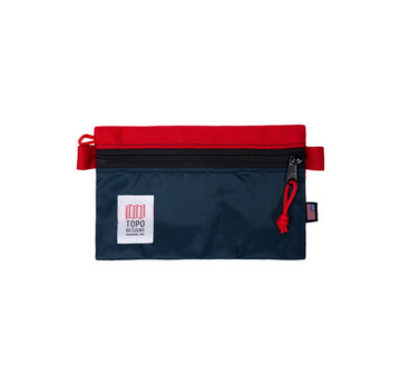 Accessory Bag Small | Blau Rot 22x13,5 cm, 50gr | Artikelnummer: 840002800020
