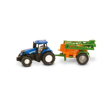 Modell UX 5200 mit New Holland T8, 1:87 |  | Artikelnummer: IC279