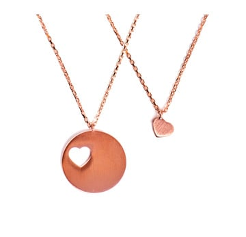 Carry Collier-Set 1 Rosé |  | Artikelnummer: 9610419070011