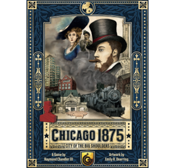 Chicago 1875: City of the Big Shoulders |  | Artikelnummer: 8719327030585