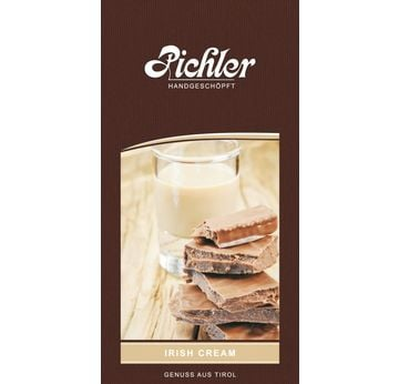 Irish Cream | 100 g-Tafel | Artikelnummer: irishcream100