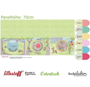 Ostertisch Set | Panel | Artikelnummer: LS-OT-1