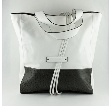 Shopper Bag - Shopperholic | Eleganter Shopper aus Kunstleder, modernes Design. | Artikelnummer: 0737382610656