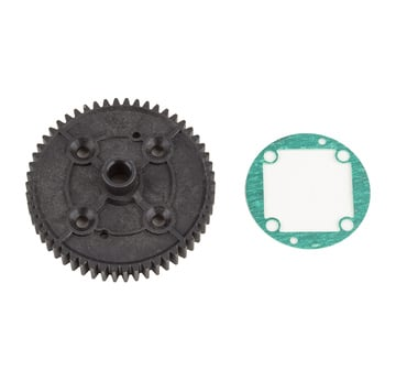Team Associated  25811Rival MT10 Spur Gear, 54T 32P |  | Artikelnummer: AE25811