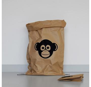 Paper Bag | Monkey | Artikelnummer: 10.11