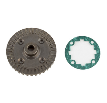 Team Associated  25808 Rival MT10 Ring Gear, 37T |  | Artikelnummer: AE25808