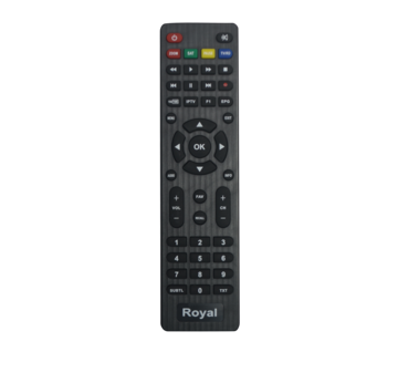 Remote Control - all Royal Receivers |  | Artikelnummer: RCZALLR17