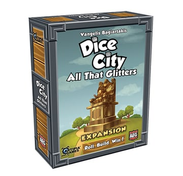 Dice City: All That Glitters | Erweiterung | Artikelnummer: 729220058485