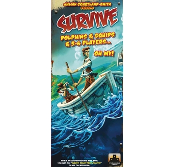 Survive: Dolphins, Squids & 5-6 Player Exp. Collection | Survive: Escape from Atlantis | Artikelnummer: 696859265754