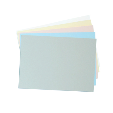 Rivoli A6 einfache Karten / A6 single cards  | A6 Hellblau / Light blue | Artikelnummer: 555.145.blau.a6