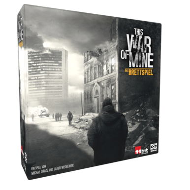 This War of Mine - Das Brettspiel |  | Artikelnummer: 4015566034235